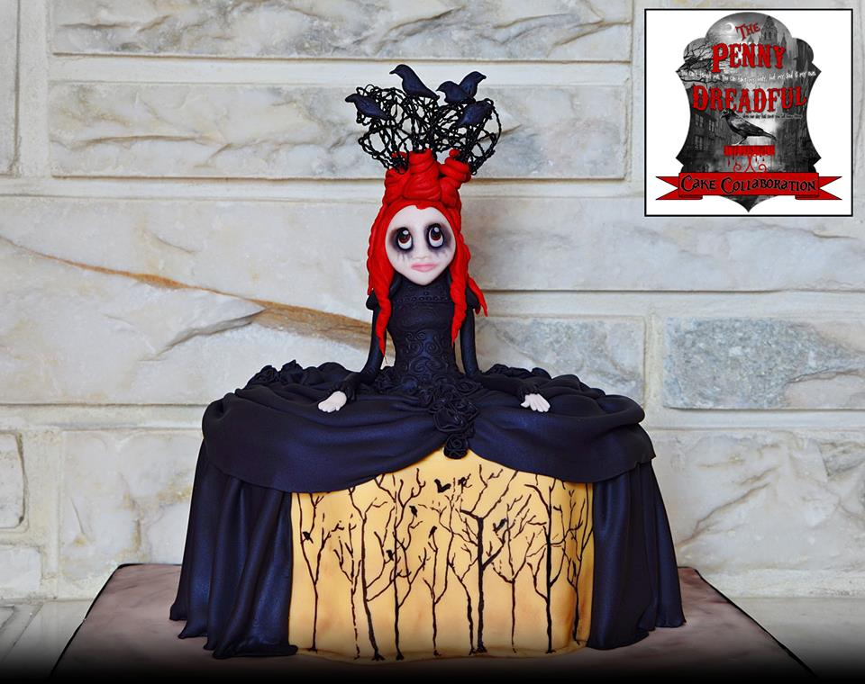 Limited Edition Cakes - Tireless Doll