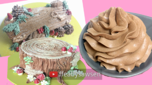 Sawsen's Easy Chocolate Buttercream Recipe – simple, silky, fluffy, delicious, just 4 ingredients!
