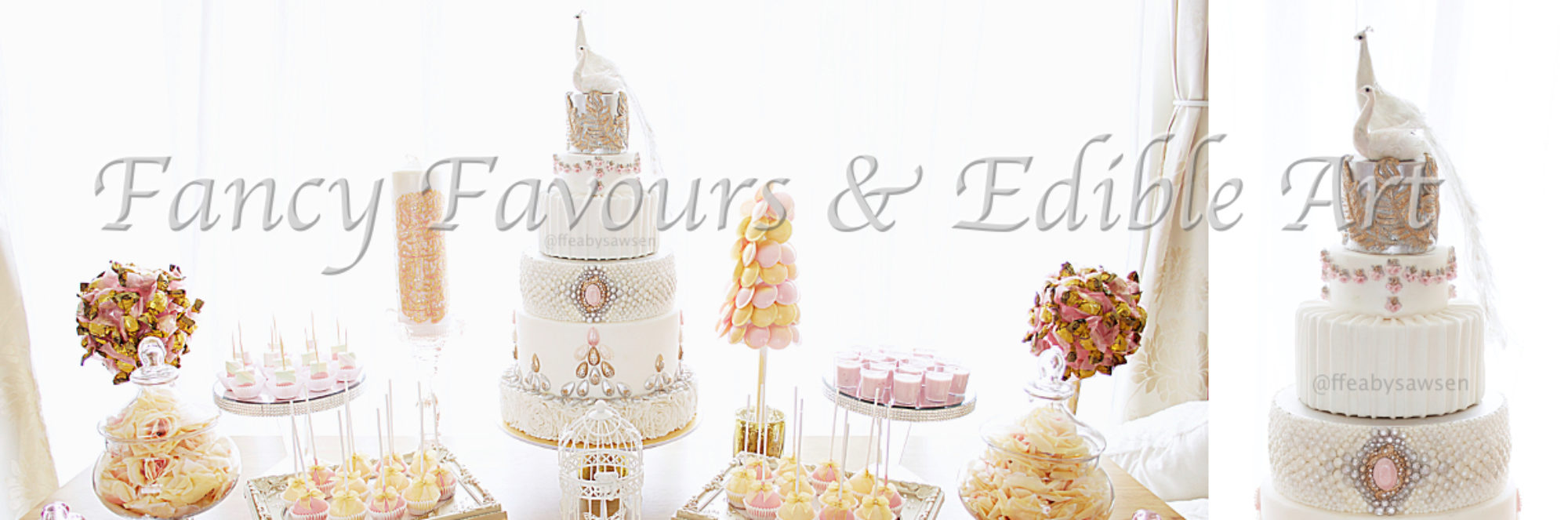 Bespoke Wedding Cakes And Treats